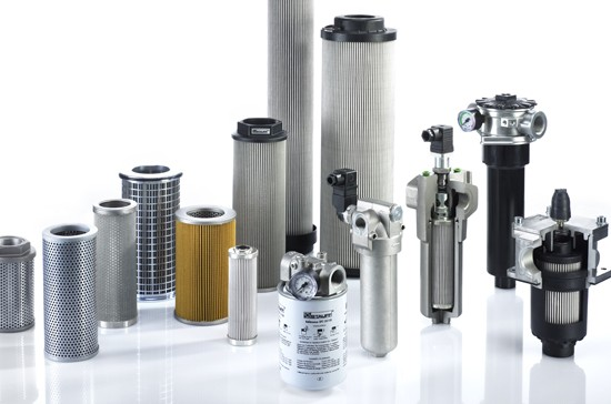 Stauff Filtration Technology Including Interchange Filter Elements