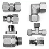 Compresion Couplings in Stainless Steel