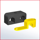 Lightweight clamps from Stauff Anglia