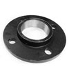 Black Screwed Flange Table D, E, F