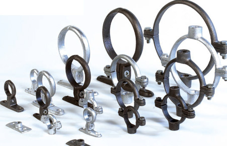 Double Ring Pipe Clamp