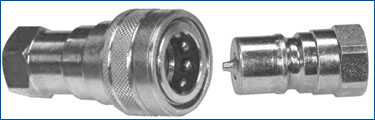 Quick Release Couplings ISO B