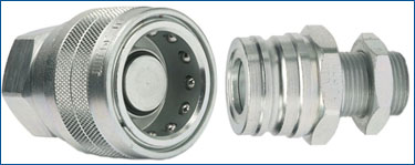 Agricultural Quick Release Couplings (Trailer Brake)